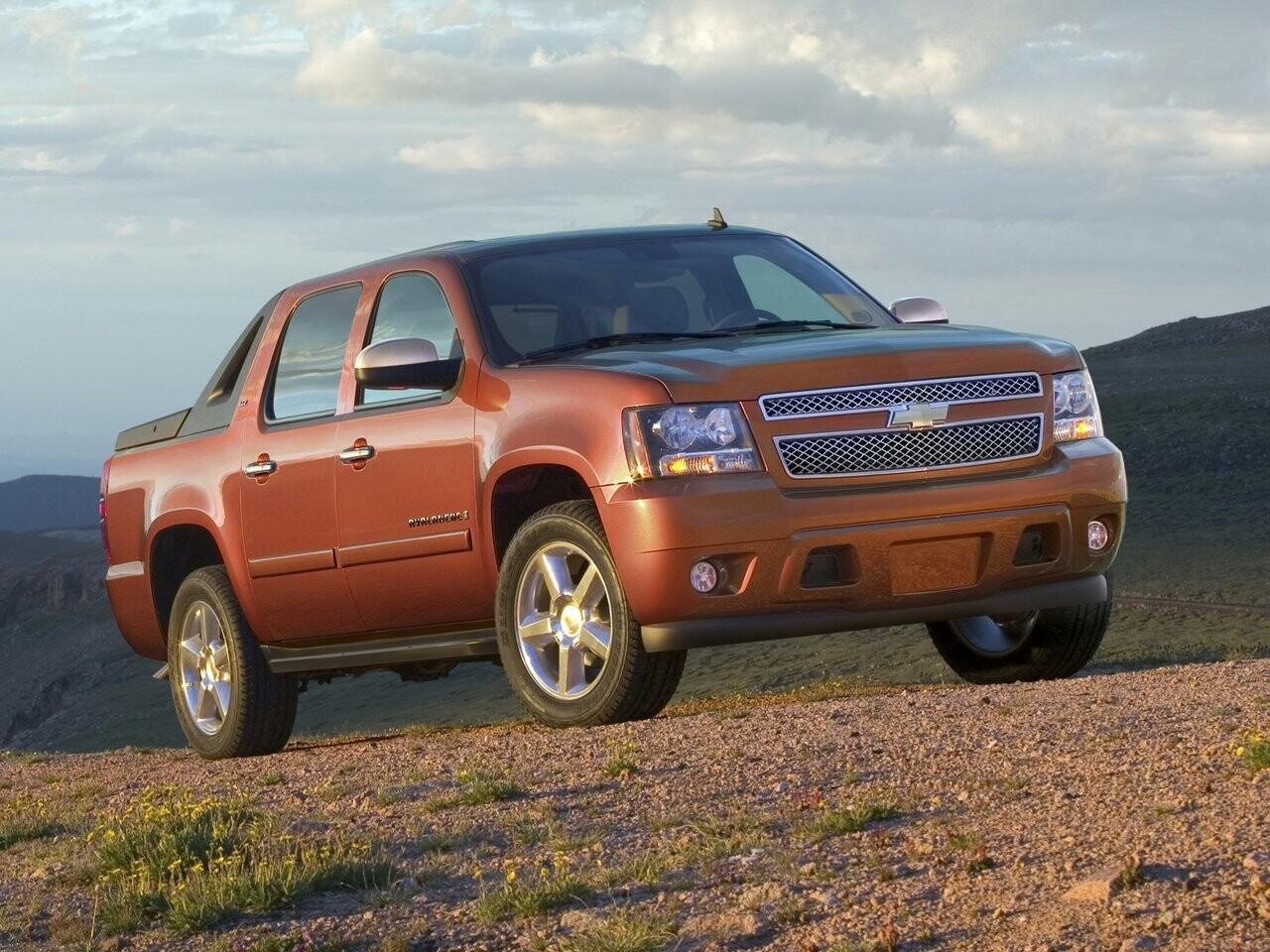 Chevrolet Avalanche 5.3i ACDelco E38 12623184 12614093 12616055