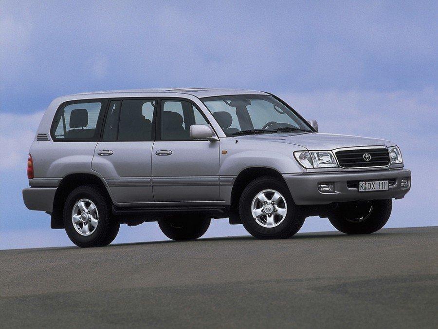Toyota Land Cruiser V8 4.7i Denso 89663-60422