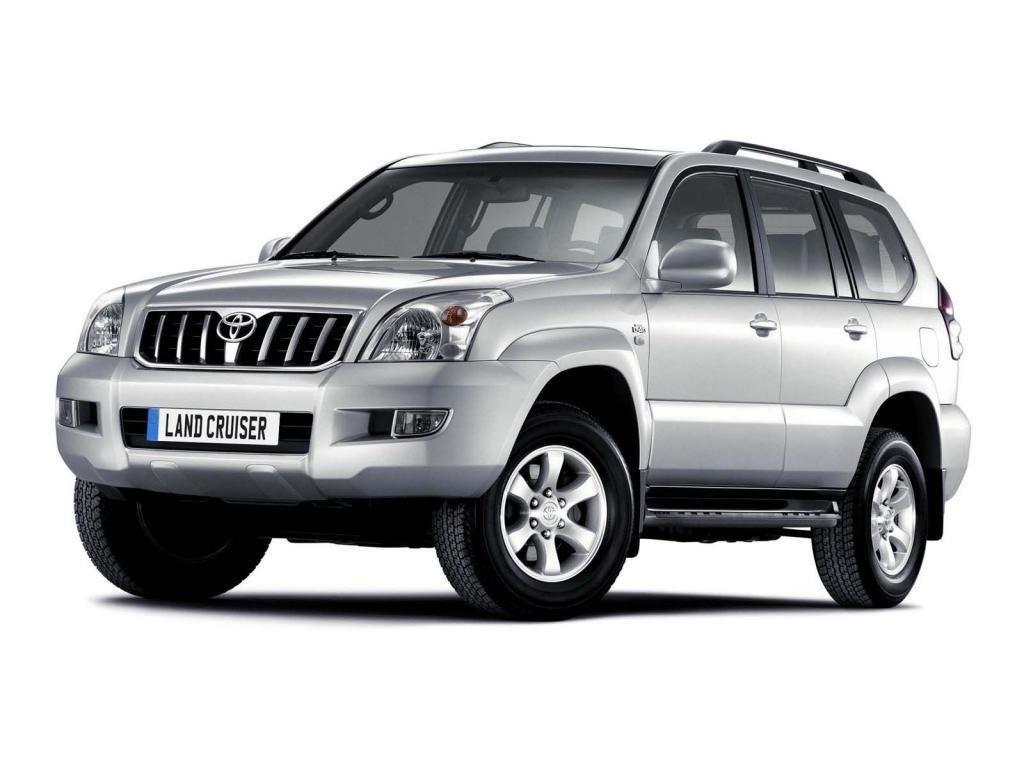 Toyota Land Cruiser Prado 120 3.0D Denso 89663-60884