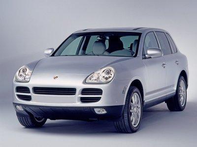 Porsche Cayenne 4.5GTS SDI4 CAW02C60 W0200C6000000