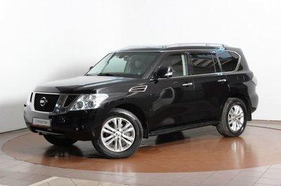 Nissan Patrol 5.6i Y62 Hitachi 11ZT0D 2Z2D8PN4