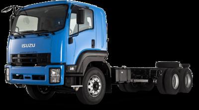Isuzu Forward 7.8TDI 6HK1 Transtron 98165548