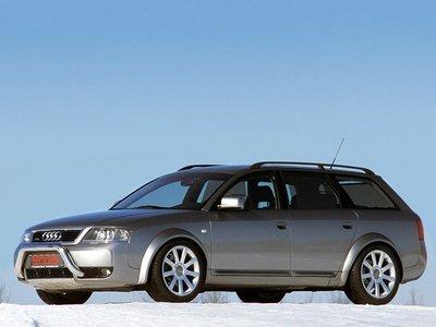 Audi A6 Allroad C5 2.7T ME7.1 4Z7907551M 0001 1037360997