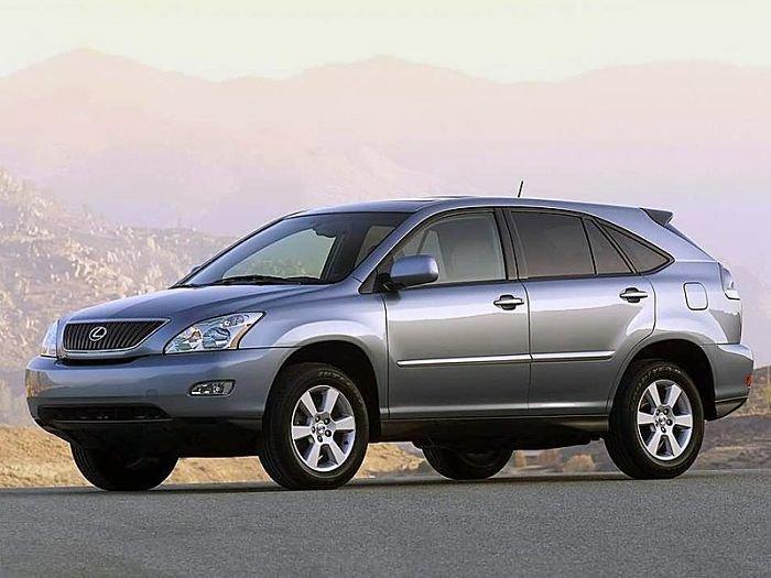 Lexus RX330 XU30 Denso 89663-48710