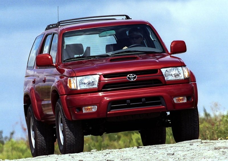 Toyota 4Runner (N180) V6 3,4i Denso 89663-35121
