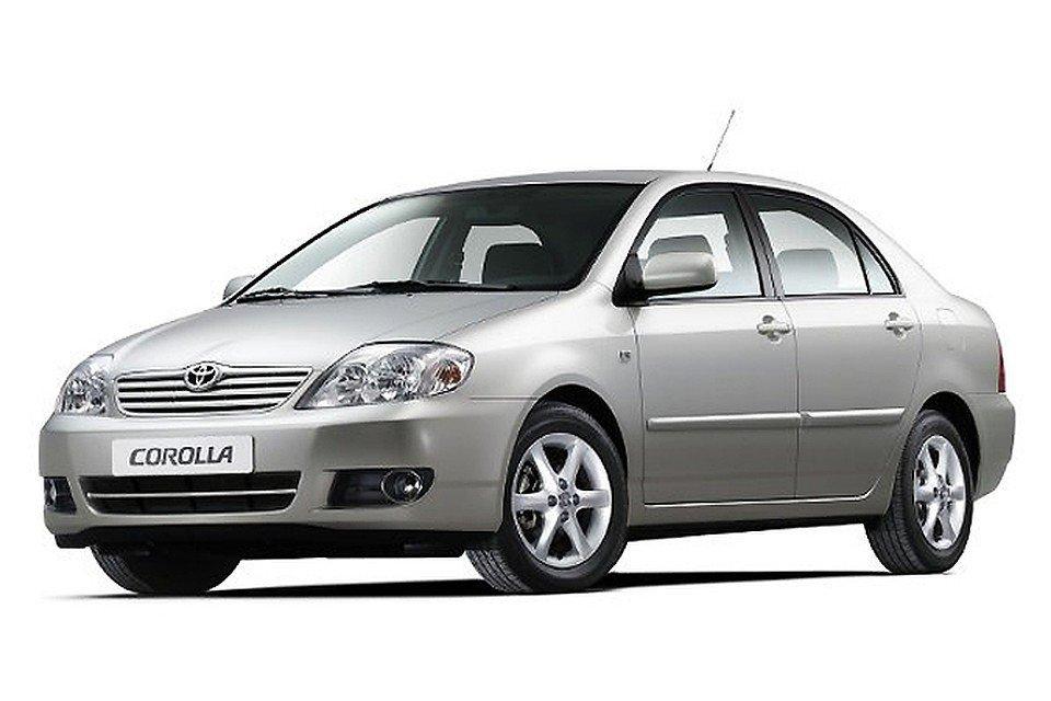 Toyota Corolla (120) 1.8 VVT-i Denso 89663-02542