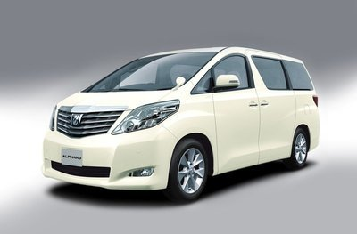 Toyota Alphard 2,4i Denso 89663-58020