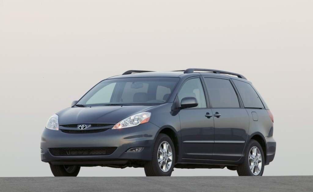 Toyota Sienna (XL20) 3.3 VVT-i Denso 89663-08110