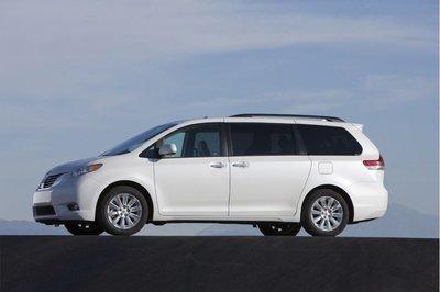 Toyota Sienna (GSL30) 3.5 VVT-i Denso 89663-08150