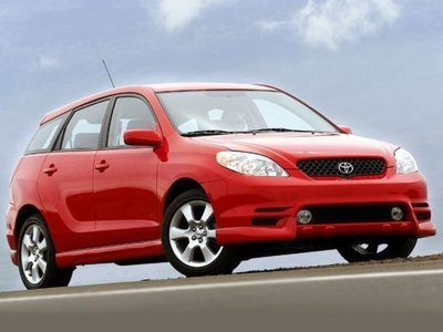 Toyota Matrix (E130) 1,8 VVT-i Denso 89663-02183