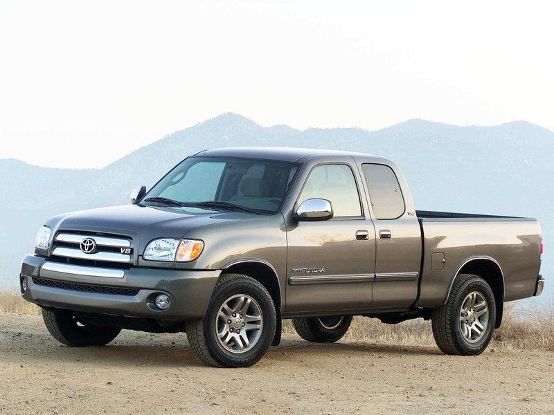 Toyota Tundra I 4,7 VVT-i Denso 89663-0C530