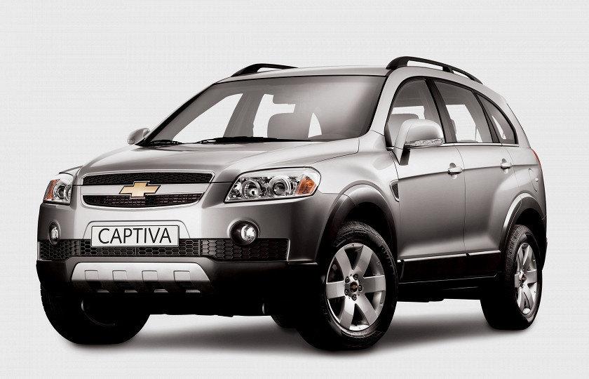 Chevrolet Captiva 2.4i E37 92259208 92257900 92257901
