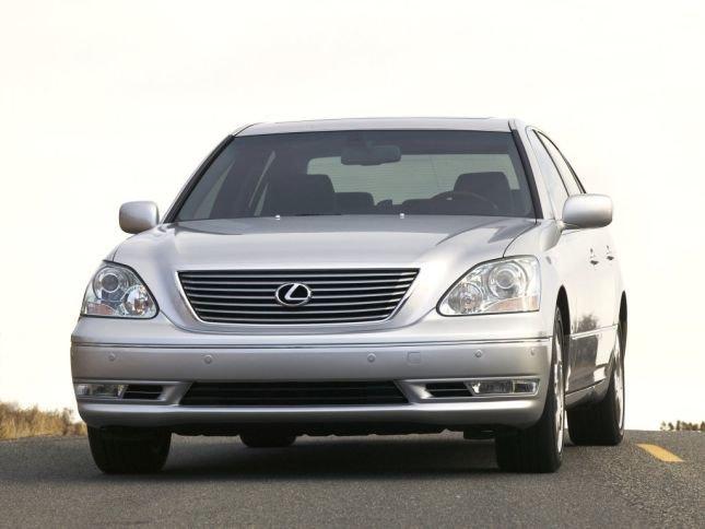 Lexus LS430 (XF30) Denso 89663-50011