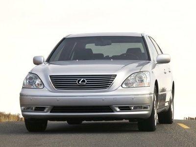 Lexus LS430 (XF30) Denso 89663-50230