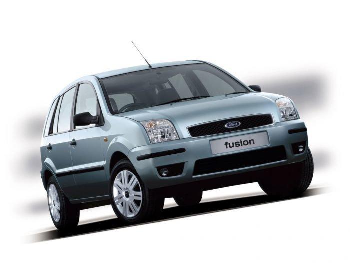 Ford Fusion 1.3i SIM210 4S61KC