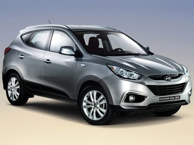 Hyundai IX35 2.0CRDI EDC17CP14 1037536016 LFMEI4RCC1