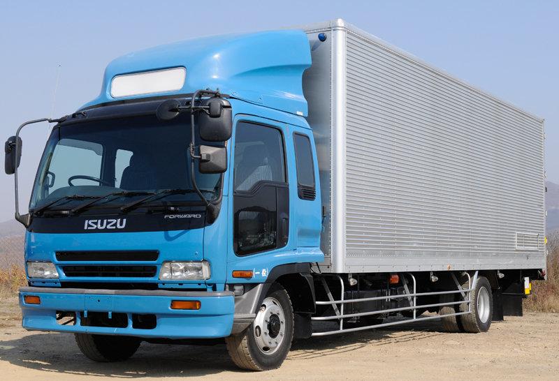 Isuzu Forward 6HL1 Transtron 8980171501