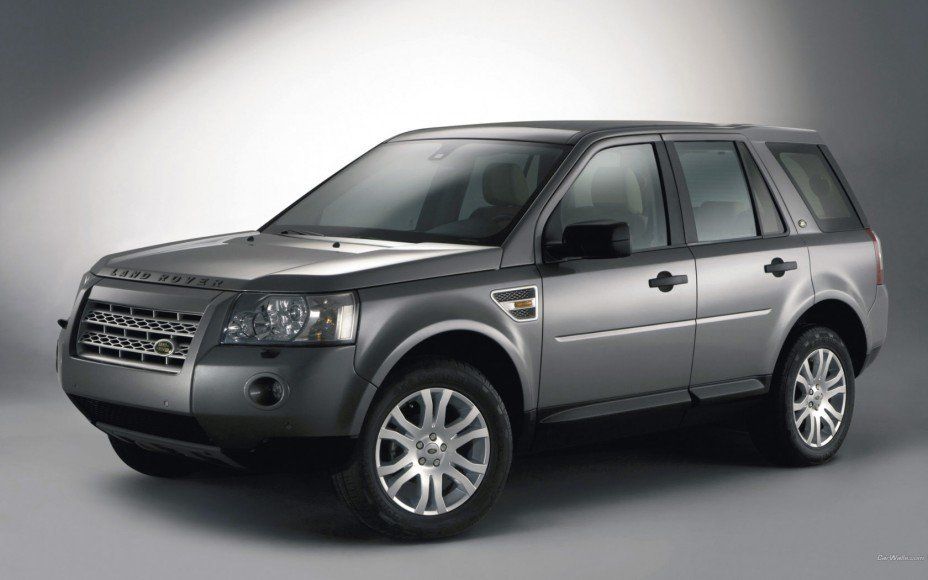 Land Rover Freelander II 2.2TD EDC17CP42 1037508786 BH52-12K532-VBE