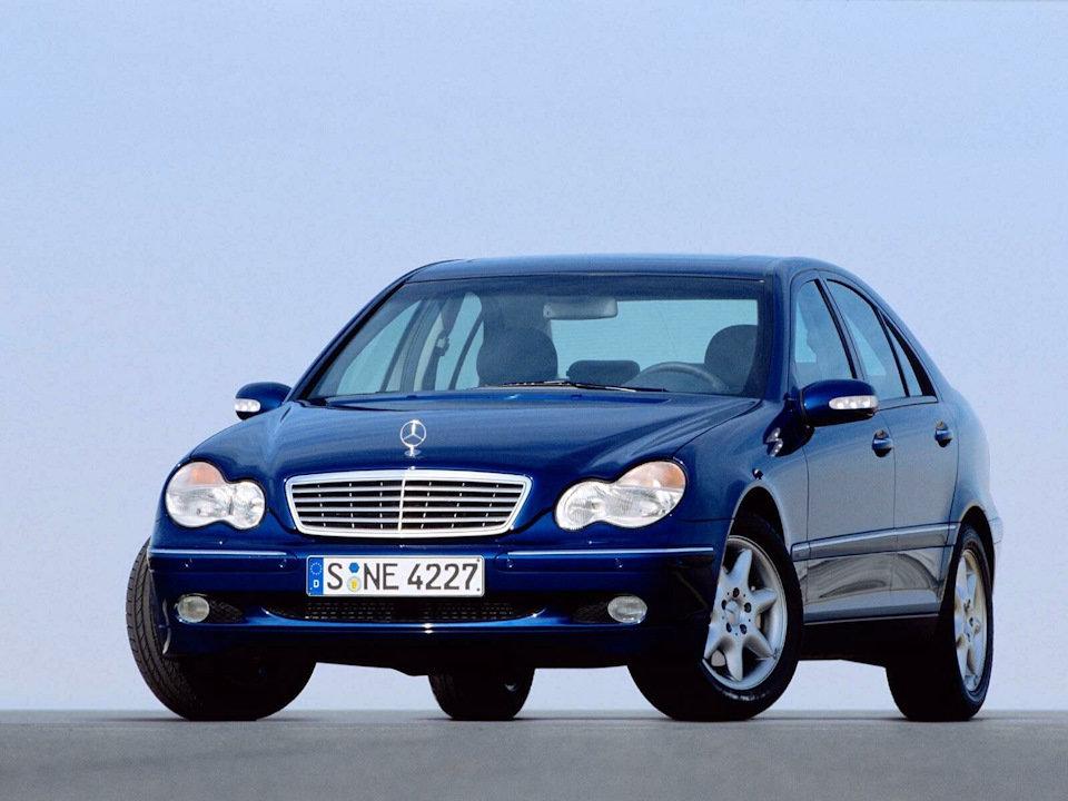Mercedes C200K W203 SIM4LE 1M10005201001 6577815225