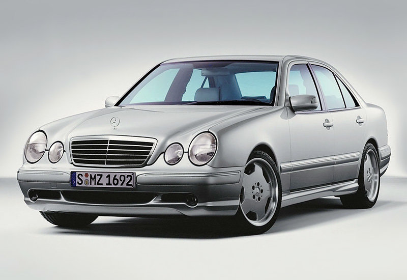 Mercedes E270CDI W210 EDC15C9 0281010043 1037351062