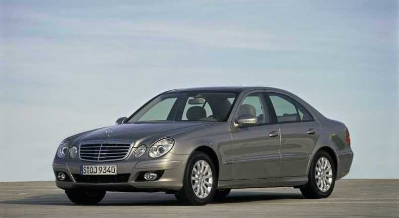 Mercedes W211 E240i ME2.8 1037365173