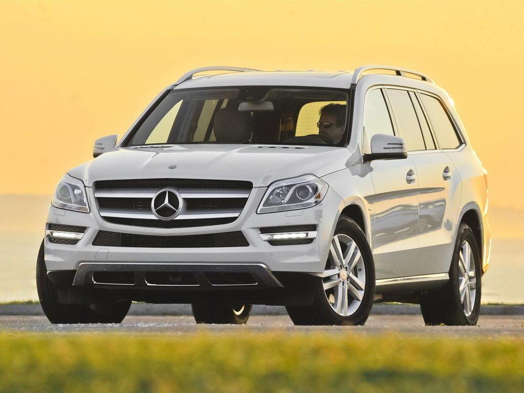 Mercedes GL350CDI X166 BlueTec EDC17CP46 CR60-BJL1-166XA 1037545645 6429038307