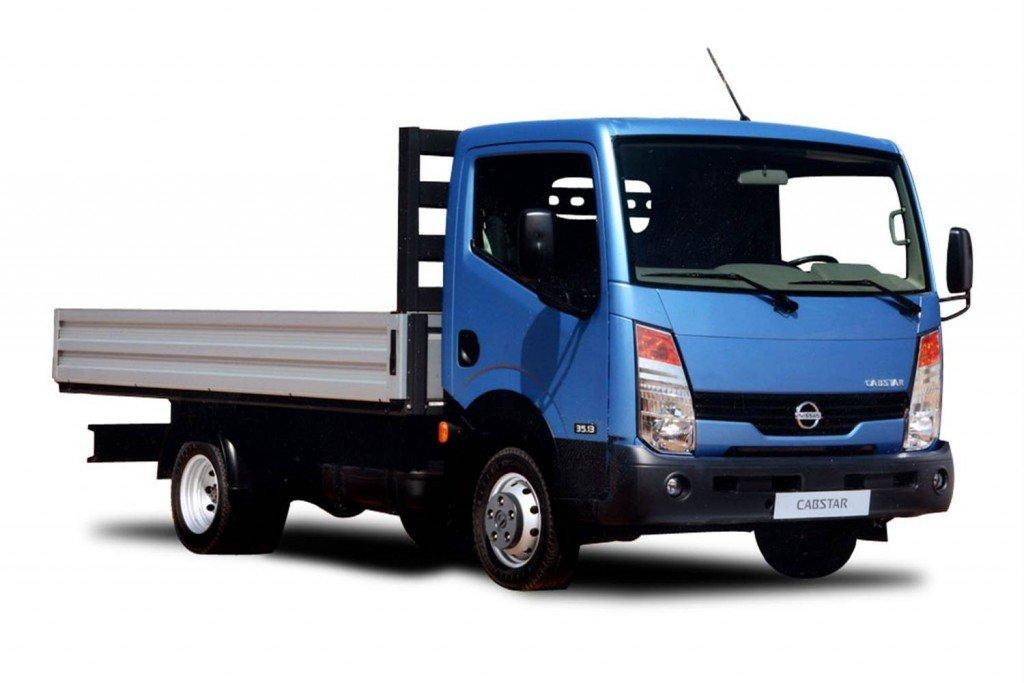 Nissan Cabstar 3.0DCI EDC16C41 1037397471
