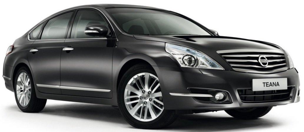 Nissan Teana 2.5i Hitachi 13TT2A 3TRK2BCPN6A