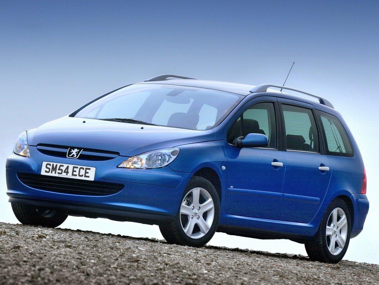 Peugeot 307 2.0i MM6LP 9655957280