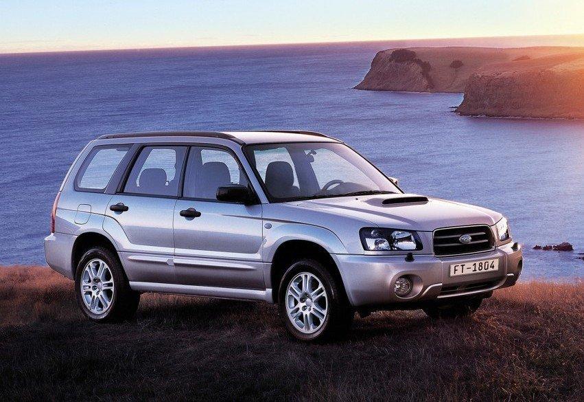 Subaru Forester 2.5T Denso A8DK100P 4E42504007