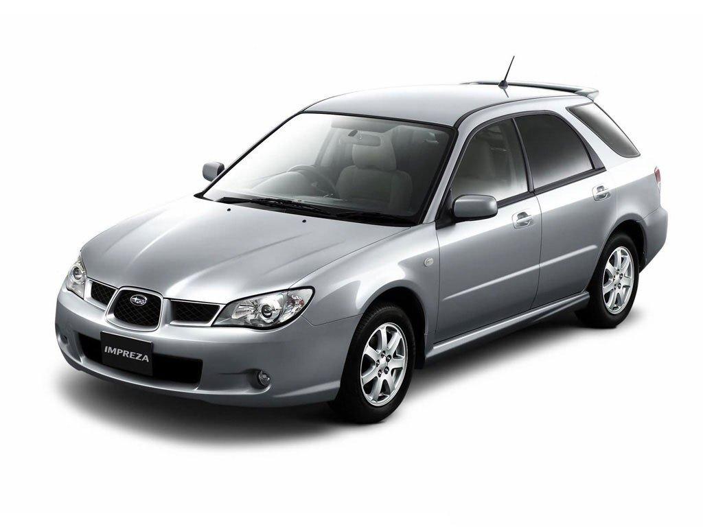 Subaru Impreza 2.0i Hitachi 6E44307107 D55P4EA5