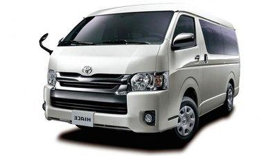 Toyota Hiace 3.0 1KD-FTV 89663-26603