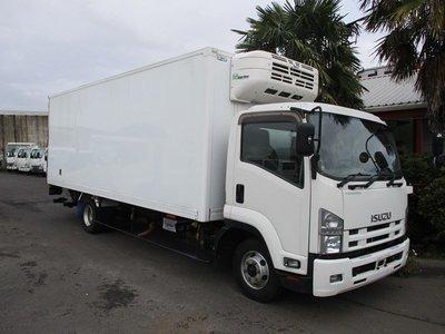 Isuzu Forward 6HK1E5CC Transtron 98289566