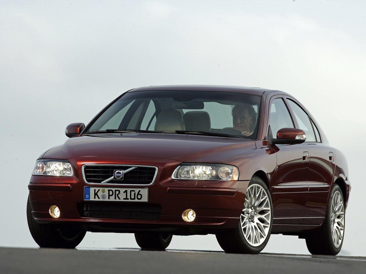 Volvo S60 2.4T B5254T2 AT 0261204559 30668330A 40LNHJ.a2l
