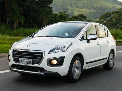 Peugeot 3008 1.6THP MED17.4.2 1037514514 8I120C