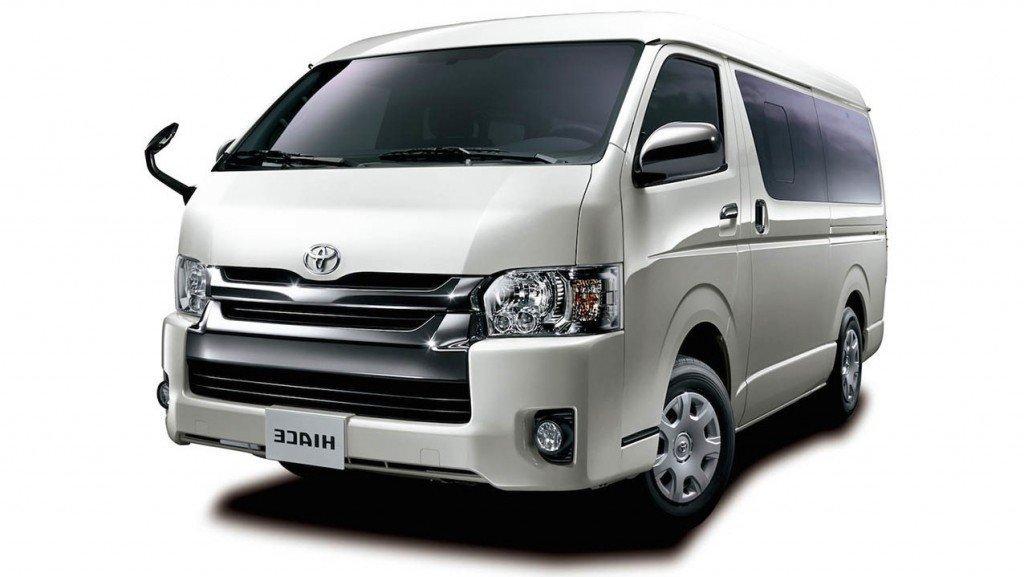 Toyota Hiace 3.0D Denso 89663-26606