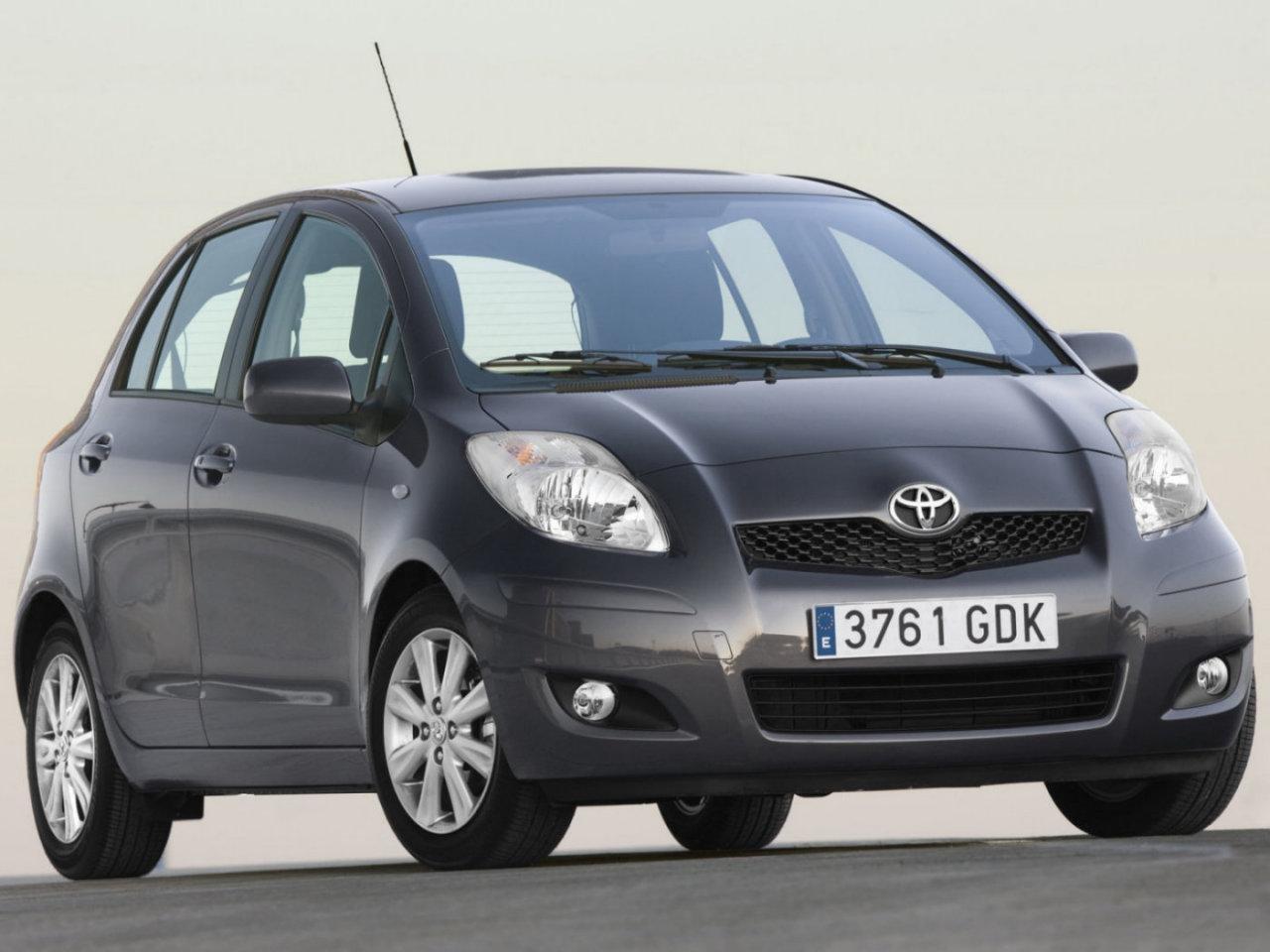 Toyota Yaris 1.3 2SZ-FE Denso 89663-0D131