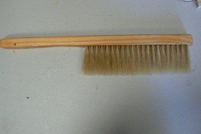 Bee Brush - Horse Hair
