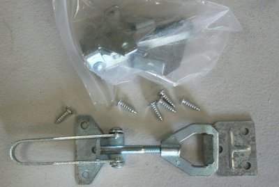 Hold Down Clamp