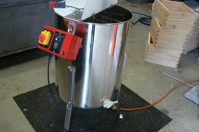 Extractor Electric 4 Frame Legs