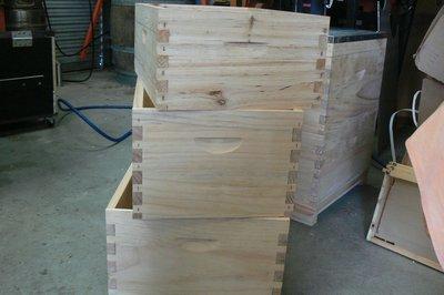 8 Frame WSP Box - Unassembled