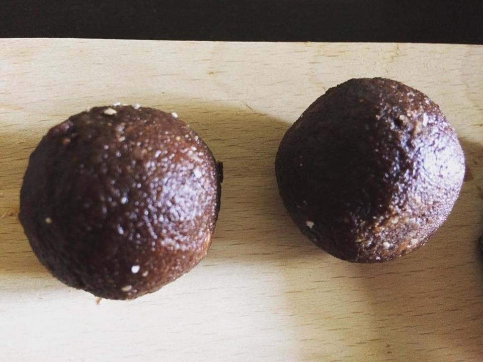Kakao-Lešnik bombica (Nutella)
