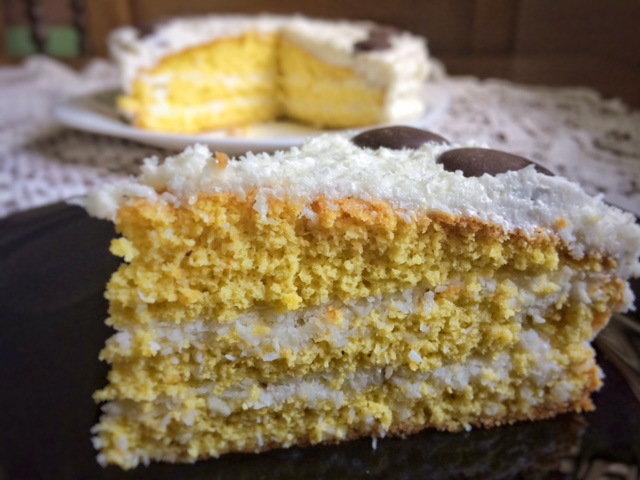 Kokos torta (Keto)