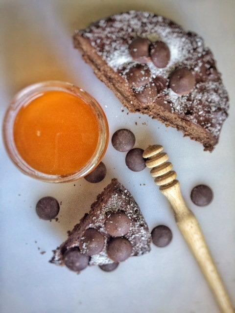 Čoko torta (Paleo)