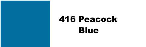 226 g Dharma Acid Dye - 416 Peacock Blue 50g