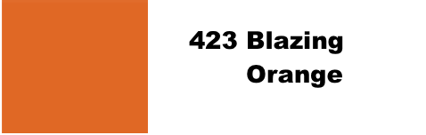 226 g Dharma Acid Dye - 423 Blazing Orange