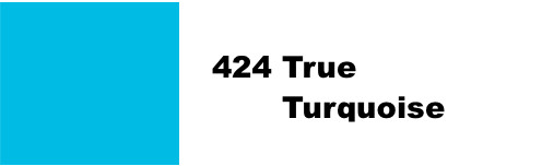 226 g Dharma Acid Dye - 424 True Turquoise