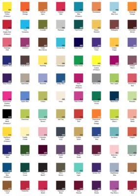 Dharma Acid Dye Startset bestehend aus 83 Farbtönen a 10 g inkl. 3 Färbeflaschen 250 ml