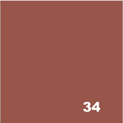 10 g Fiber Reactive Dye - 34 RUST BROWN*