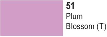 10 g Fiber Reactive Dye - 51 PLUM BLOSSOM (T)
